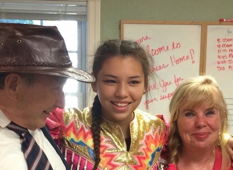 Erfahrungsbericht einer Spenderin über den Besuch der St. Josefs Indianerschule