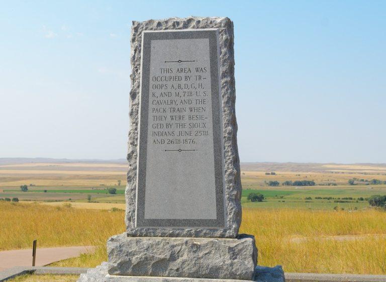 Die Schlacht am Little Bighorn