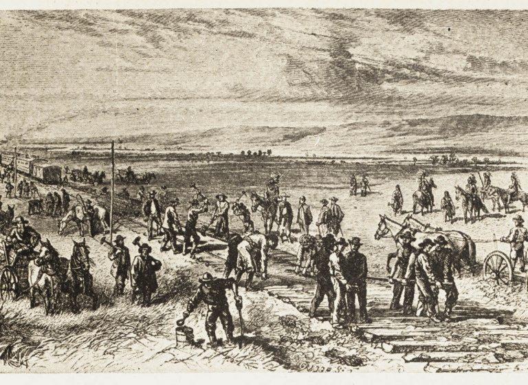 Indianer im 18. und 19. Jahrhundert