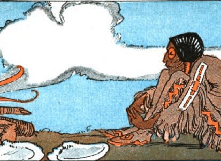 Lakota Sagen und Legenden