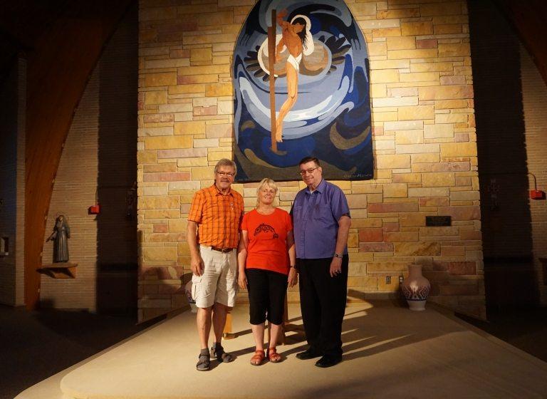 Familie Kutschke berichtet über ihren Besuch in Süddakota