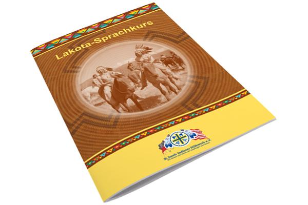 Broschure lakota-sprachkurs