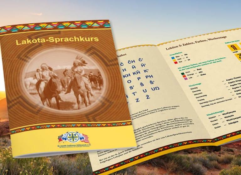 Sag einfach Hallo – Lakota-Wörterbuch