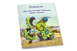 Powwow broschure