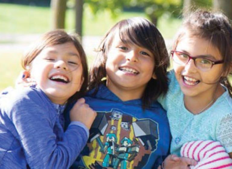 """St. Josefs Indianerschule stellt das Programm """"Kinder zählen"""" vor"""