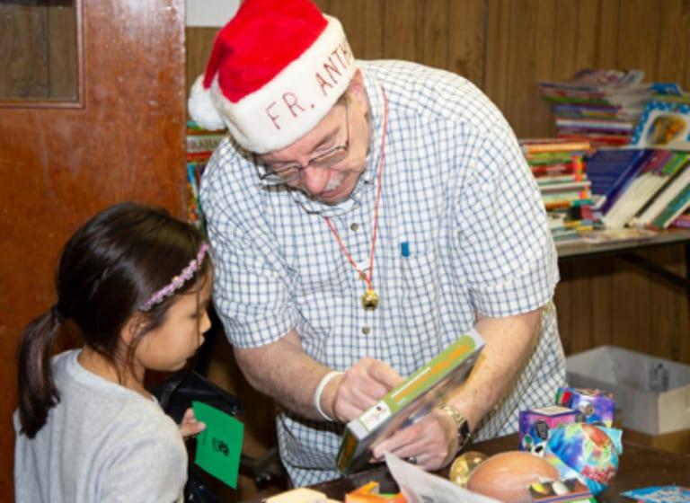Weihnachtsgeschenke und -vorbereitungen