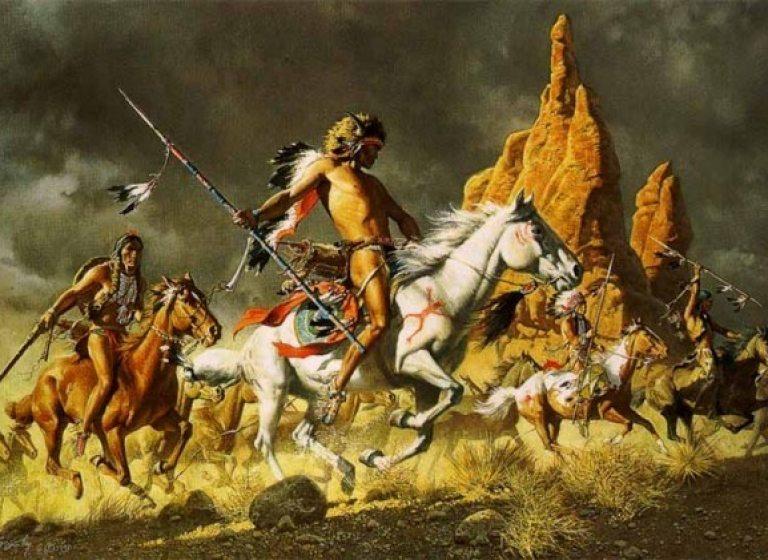 Die großen Amerika-Indianerkriege