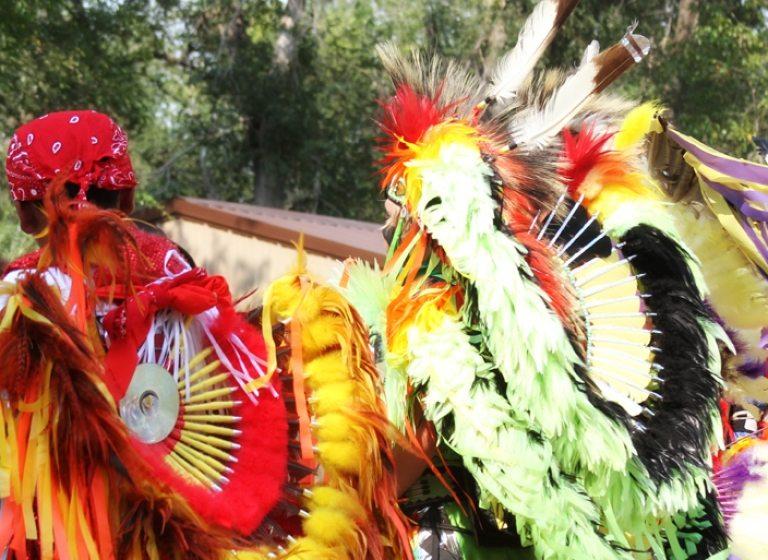 Wacipi – Powwow – eine Indianertradition
