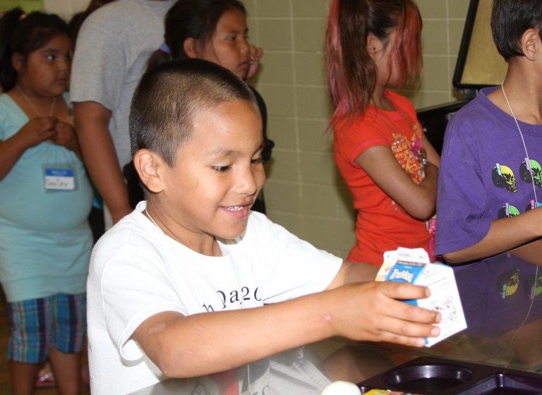 CATCH-Programm gibt den Schülern einen neuen Ansatz für Ernährung und Bewegung